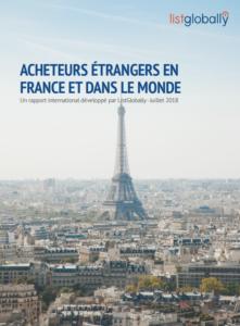 Acheteurs étrangers en France et dans le Monde