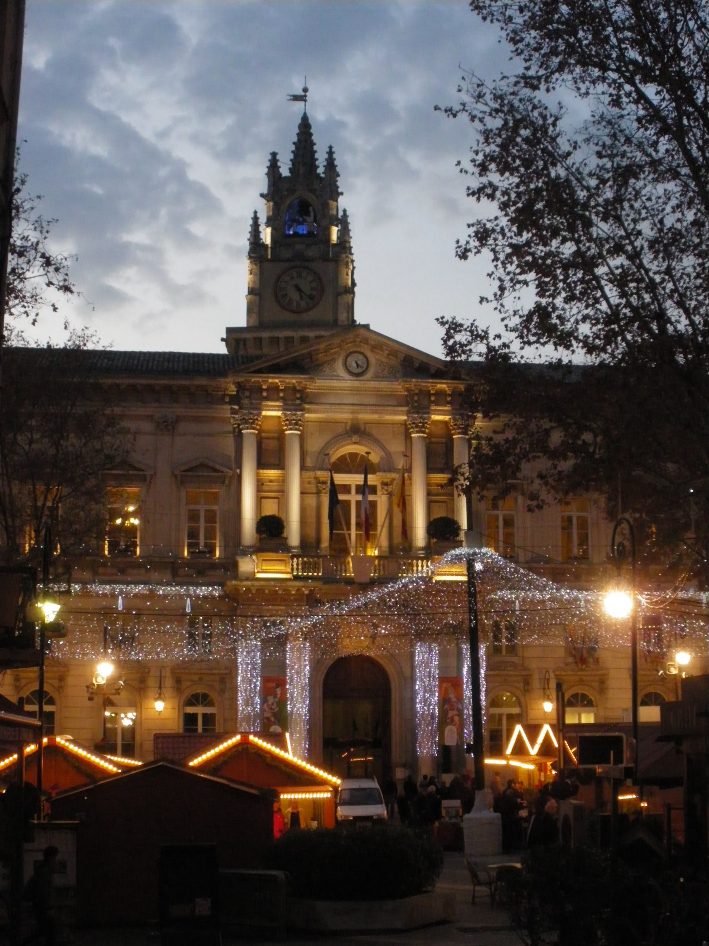 Les marchés de Noël en Provence