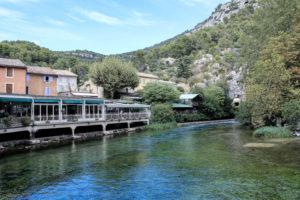 Découverte de Fontaine-de-Vaucluse