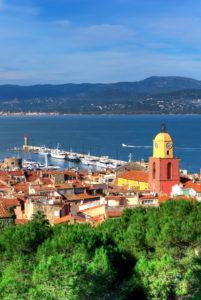 Un weekend entre Grimaud et St Tropez
