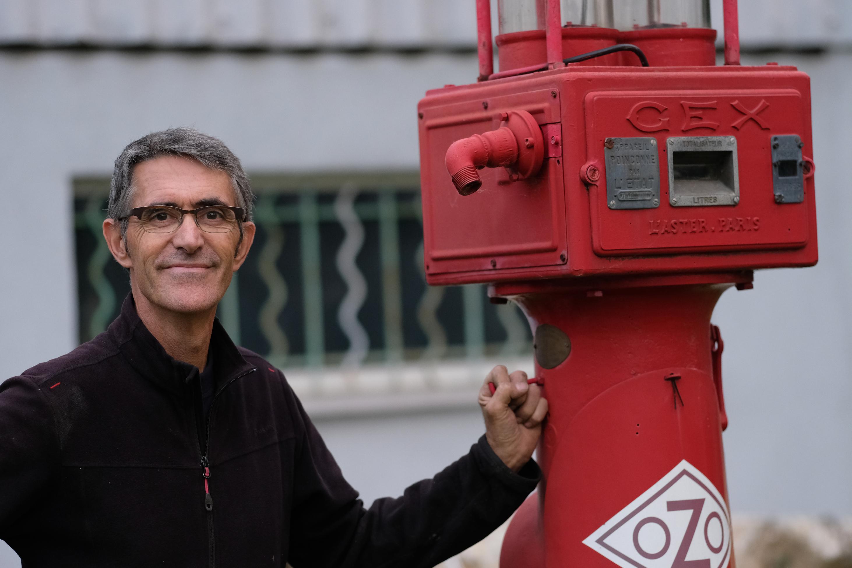 Pierre Delliere – La passion pour les voitures de collection
