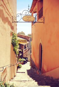Voyage autour de Saint-Tropez
