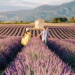 La Provence, destination des amoureux.