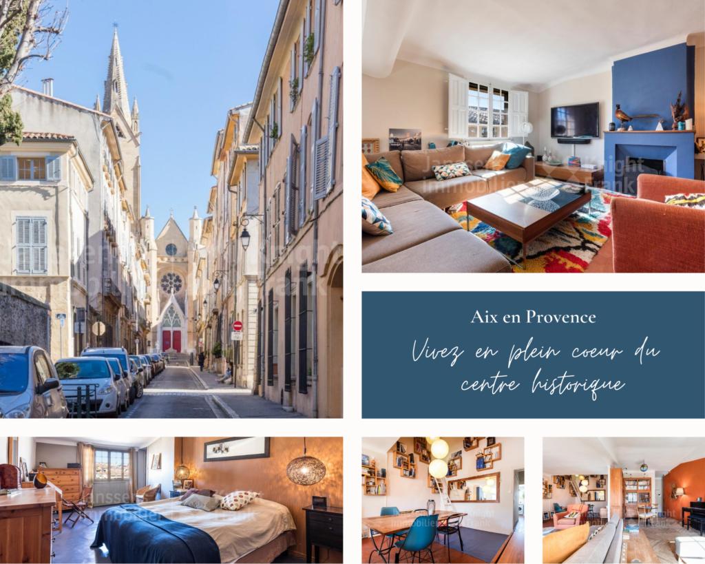 Joli appartement à Aix en Provence