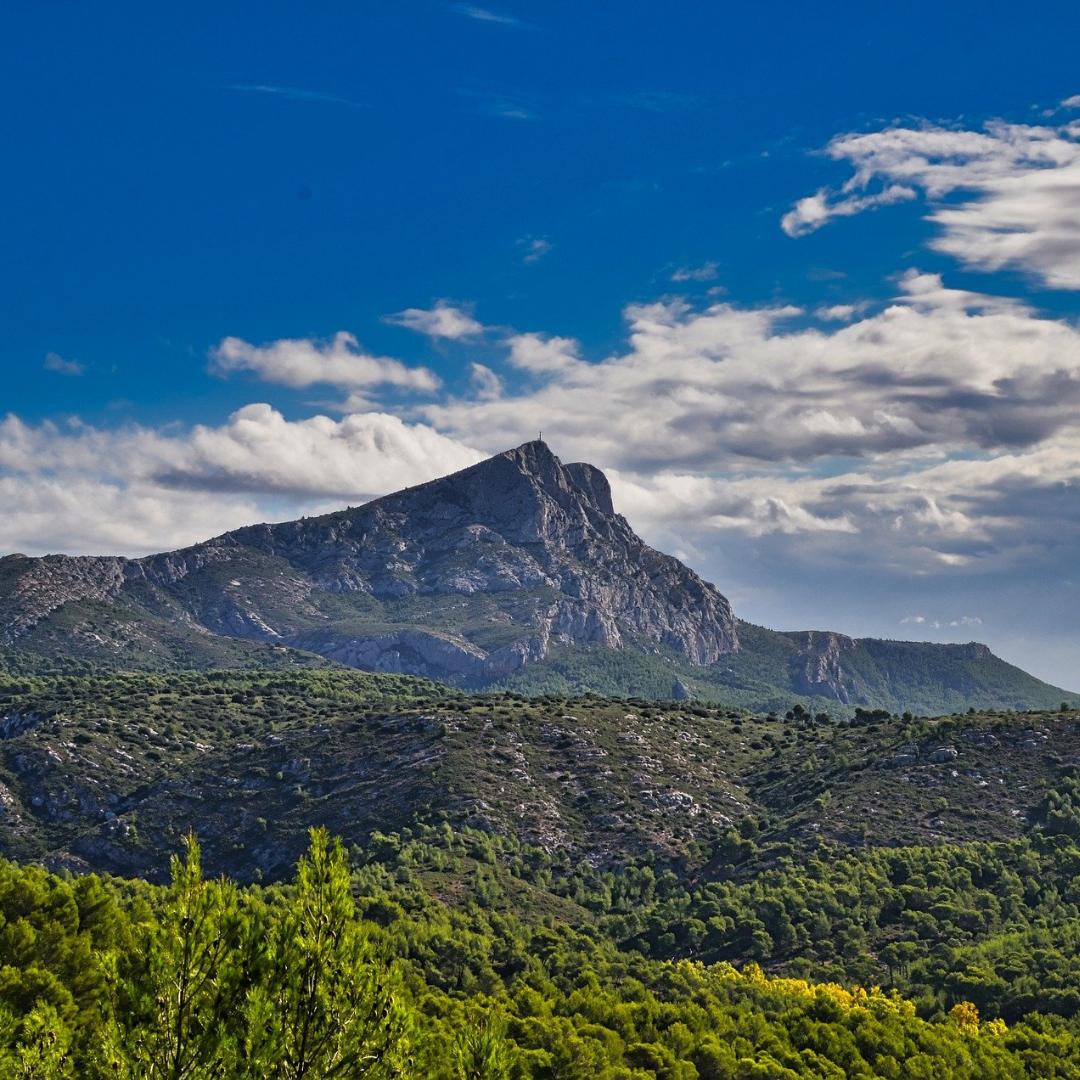 Montagnes et rivières de Provence